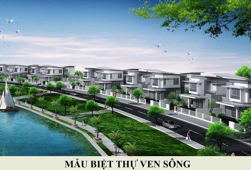 Khu tái định cư Mân Quang